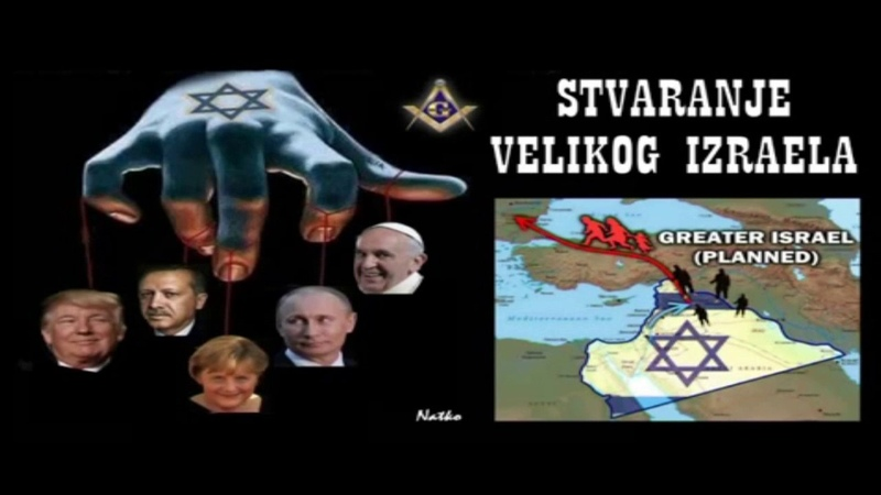 ŠOKANTNO! Vučić i Haradinaj su Hazari, Hazari vladaju svetom-Istina o Hazarima i Talmudu