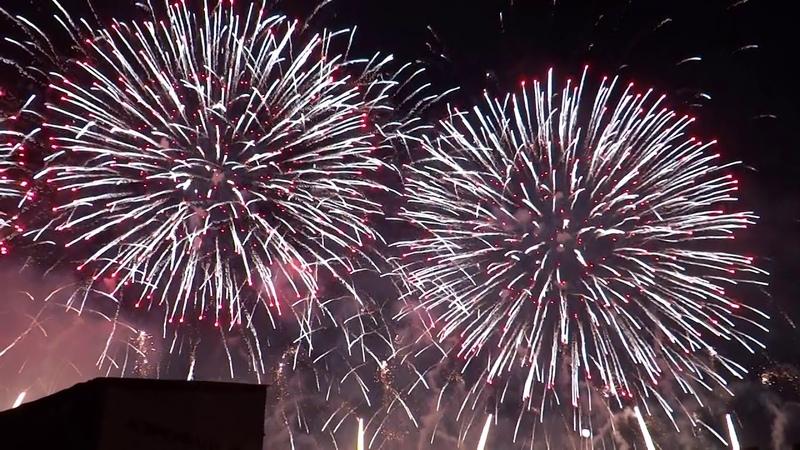 Фестиваль Круг Света Фейерверк под песню Evanescense Bring Me To Life