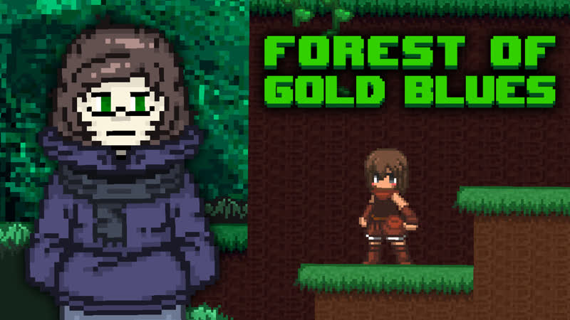 [18 ] Ты ещё что за херня _ FoBS [ Forest Of Gold Blues ]