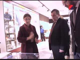 Открытие Музея истории и археологии в День образования Республики Марий Эл