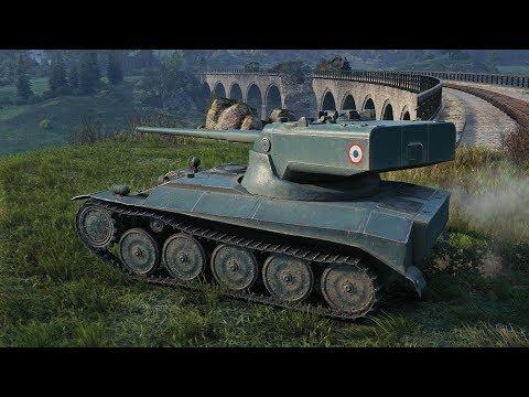 AMX 13 57 ФАНОВЫЙ ЛТ С БАРАБАНОМ НА 8 ВЫСТРЕЛОВ WOT