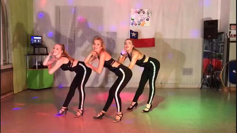 Noora s Ladies styling choreo