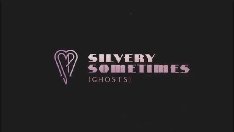 The Smashing Pumpkins - Silvery Sometimes (Ghosts) (Lyric Video)