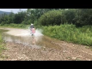 Jog off-road-DRIFT корч