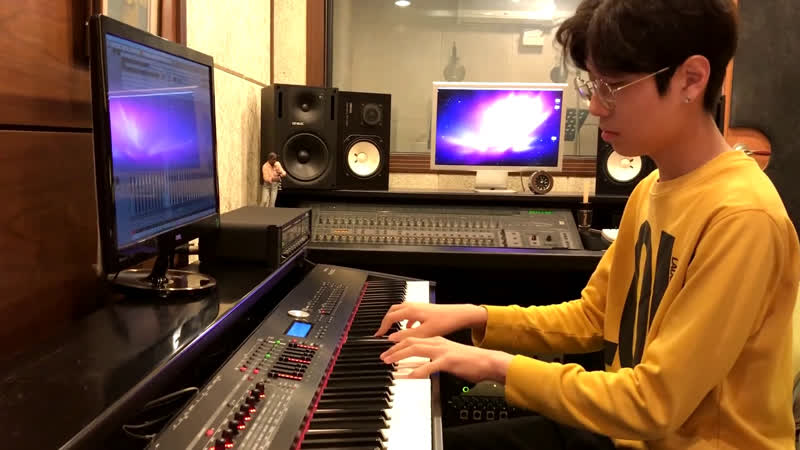 Shaun Martin - Yellow Jacket. Yohan Kim cover.