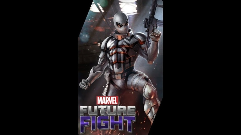 Marvel Future Fight LV70 Agent Venom All Max Review 漫威未來之戰 LV70猛毒特工 全滿狀態 全模式導覽