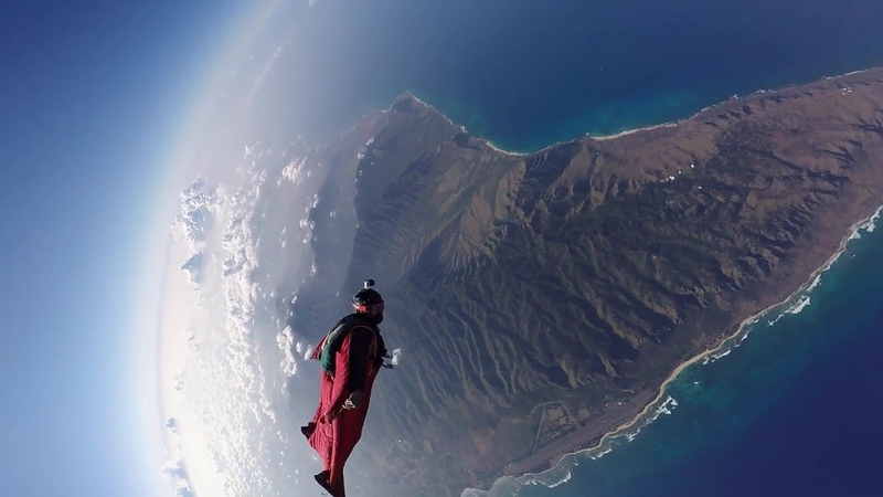 Hawaii Wingsuit Slow Feat. Ab-Soul Just Have Fun