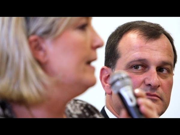 Louis Aliot, le très discret compagnon de Marine Le Pen