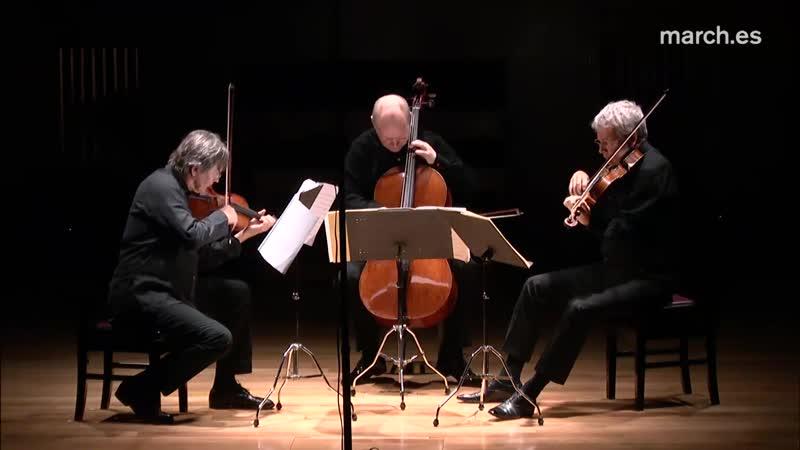 J S Bach W A Mozart transcriptions 6 Preludes and Fugues for String K 404a BWV 526 527 853 882 883 1080 Zebra Trio