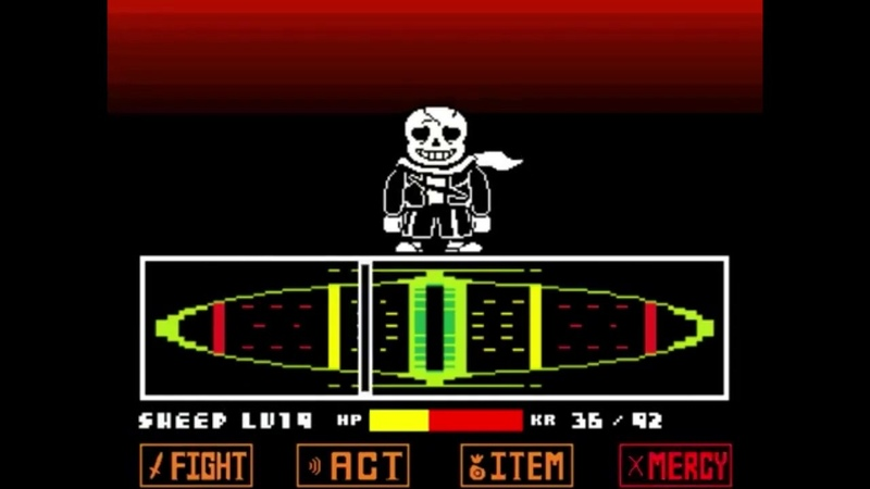 Every genocide disbelief Sans battle![undertale fangame]