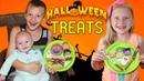 Super Spooky Halloween Treats