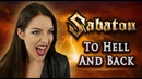 Sabaton - To Hell and Back (Cover by Minniva featuring Quentin Cornet)