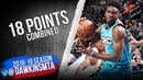 Hamidou Diallo & Deonte Burton Full Highlights 2018.11.14 vs Knicks - 11 For Diallo | FreeDawkins