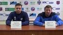 Пресс-конференция О.Чубинского и С. Горчакова