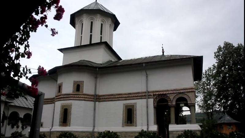 Baile Govora Monastery devastated by Vlad Draculas enemies