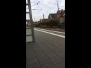 Прибытие поезда в Бремен