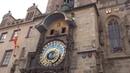 Лялькова вистава на годиннику празької Ратуші
