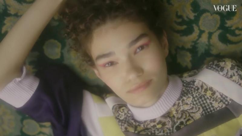 Света Черная рассказала Vogue, как она попала в индустрию моды