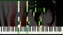 Nisemonogatari OP 3 ~ Platinum Disco Piano Solo