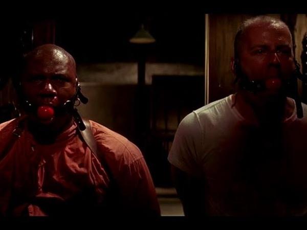 Бутч и Марселас наказали извращуг. Криминальное чтиво (1994)