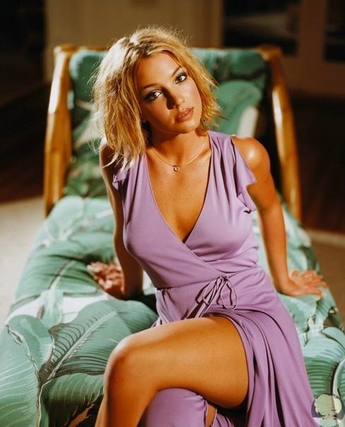 Бритни Спирс в фотосессии для журнала TV Guide (2000)