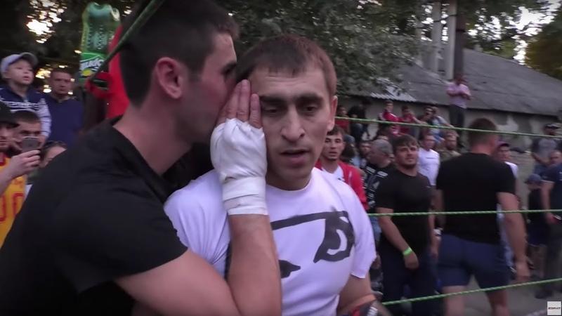 Икрам BADBOY против Николая КОТА-ДУШИТЕЛЯ