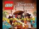 LEGO Pirates Of The Caribbean Прохождение 1 PSP