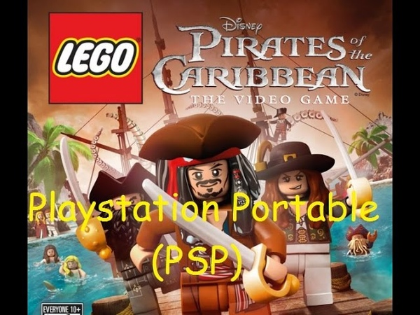 LEGO Pirates Of The Caribbean. Прохождение - 1 (PSP)