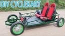Build an CycleKart At home - DIY Buggy Car - Tutorial