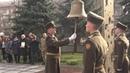 Ранковий церемоніал вшанування загиблих українських героїв 25 березня