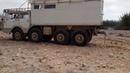 Truck Tatra T813 Vrs Caterpillar966 Morocco (By Reda Taoujni)