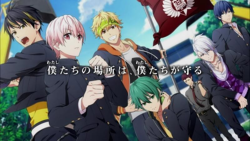 PS Vita『喧嘩番長 乙女 2nd Rumble!!』ティザートレーラー
