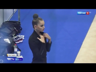 Арина и Дина Аверины репортаж — Чемпионат Мира 2018 / Болгария, София