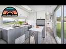 Custom Travel Trailer Tiny Home - Elevator Bed Fold Down Patio
