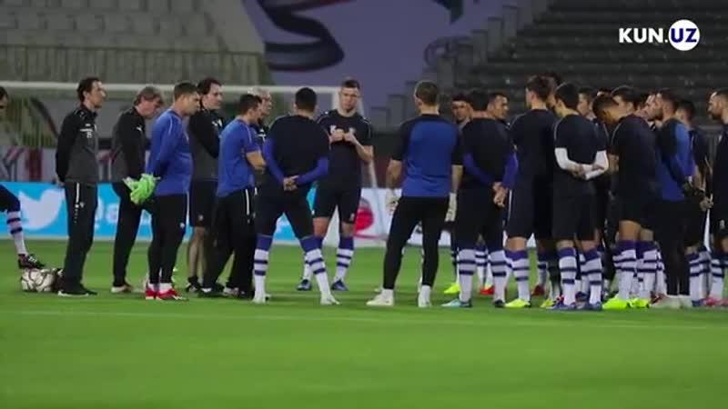 Ўзбекистон Марказий Осиё дербисига тайёр