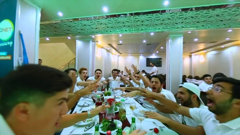 Празднование 20-летия компании QNET в Азербайджане