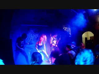 Core Of Dying Earth - In Neon Burns (live in Samara)