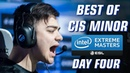 BEST of CIS MINOR - IEM KATOWICE 2019 | DAY 4 (CS:GO)
