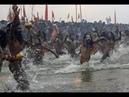 Kumbhmela2019 nagababa प्रयागराज कुंभ मेला sadhu naga miracle mahila ganga sangam snan