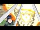 Наруто против армии из белых Зетсу Прибытие Наруто на всех поле Боя! / Наруто спасает Хинату!
