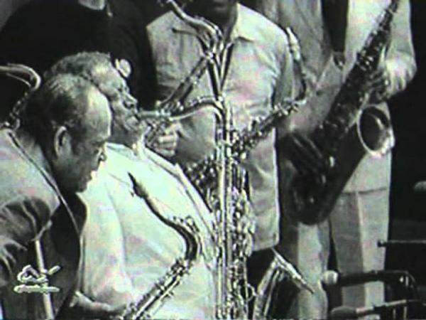 1988 Illinois Jacquet - Texas Tenor 1991, music-excerpt part-1 w. Arnett Cobb