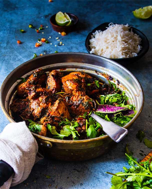 Факты об Индийской пище: выбор меню и подсчет калорий