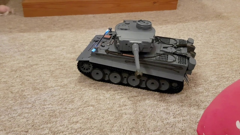Heng long tiger one Latest 6 0 board