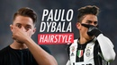 Paulo Dybala Hairstyle 2018 Men's Football Player Haircut