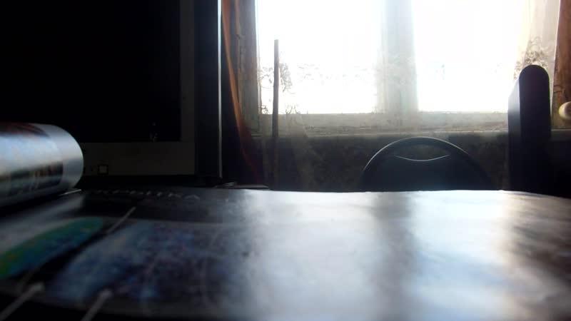 сижу в своем домишке