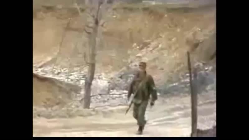 В ч 78322 спец рота морской пехоты г Велючинска в Моздоке Чечня 2001 г