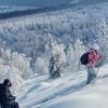 3 января, гора Большой Уван  и Фонтан (Сосулька)