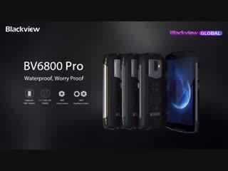 Blackview BV6800 pro 6580 мАч IP68 Водонепроницаемый 16MP NFC Беспроводной зарядное устройство 5,7 189 смартфон 4 ГБ Оперативная