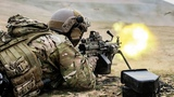 U.S. Air Force Special Ops Carry Out A Live Fire Exercise