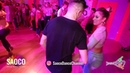 Sergey Shepilov and Angela Mariano Salsa Dancing at Rostov For Fun Fest 2018, Friday 02.11.2018